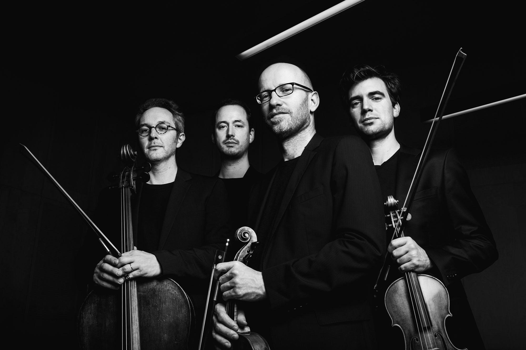 Quatuor Dutilleux | Quatuor à cordes
