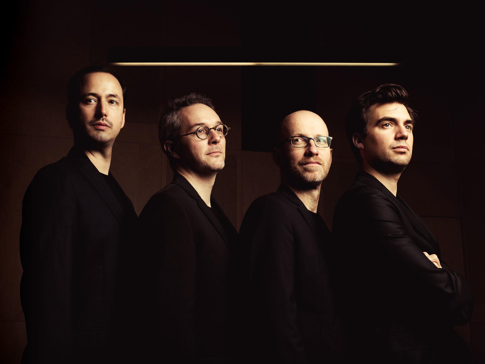 Quatuor Dutilleux - quatuor à cordes